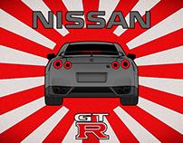 Nissan GT-R – Illustration #1