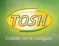 Tosh Albahaca & Tomate