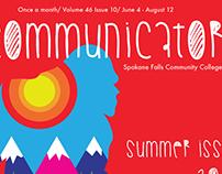 Communicator Cover