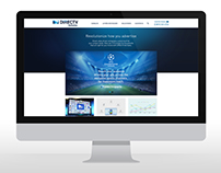 Pitch - Directv Ad Sales site