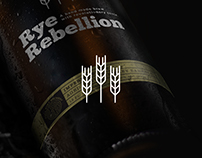 Rye Rebellion Beer Packaging