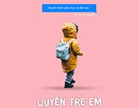 Mini project: Quyền trẻ em