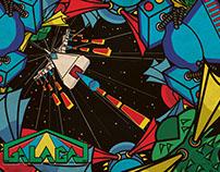 Arcade Art Show-Galaga