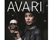 Dark Seas collection for AVARI Magazine 2015