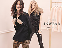 Inwear campaign Spring/Summer 2012