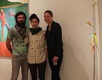 Charlotte Evans, Adam Frezza & Terri Chiao, 2014