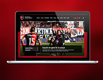 Newell's · Site 2016