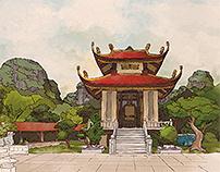 Kim Lien Mon Hoa Phai