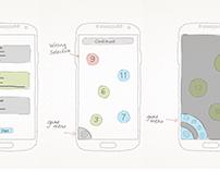 Visual Memory Mobile Game