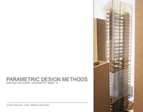 PARAMETRIC DESIGN METHODS - EDGEWATER - MIAMI - FL