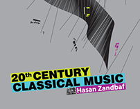 20th Century Classical Music. Poster