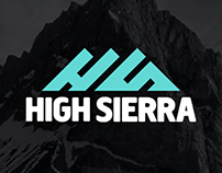 High Sierra - Logo