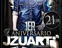 CLUB21 ANIVERSARIO, Poster