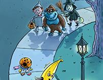 Halloween card