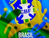 Camisa Para Copa do Mundo 2014 Brasil