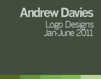 Andrew Davies Logo Designs Jan-June 2011