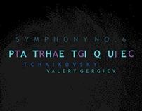Pathetique, Tchaikovsky Symphony No.6