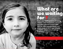 Novartis: Nucleic Acid Test Branding & Event