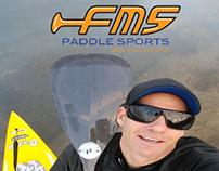 FMS Paddle Sports design concept