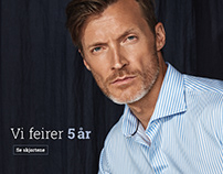 Web banner campaigns for Lorang by Zeno