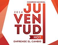 Congreso Nacional Juventud Hoy 'Emprende el Cambio'