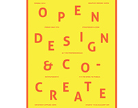 Open Design & Co-Create
