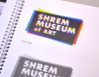 Shrem Museum Environmental Signage