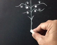 Vine: Chalk Animation
