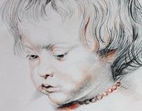 Portrait of Nicolaas Rubens