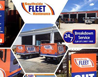 Full Rebranding for Southside Fleet Maintenance