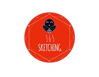365 / Sketching
