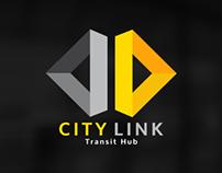 City Link Transit Hub - A Futuristic Interface Concept