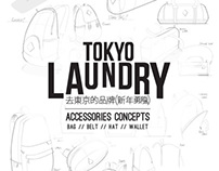 Tokyo Laundry Accessories Concepts