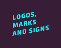 Selected logos, signs and marks