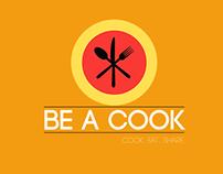 BeACook App Posters