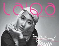Laiqa Magazine Volume 8
