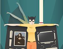 Batgirl As Designer