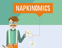 Napkinomics illustration