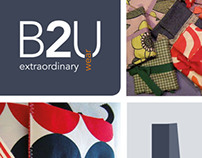 B2U logo