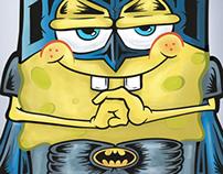 Spongebob X Batman