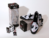 Senior Exhibition Show- Illos Shoe Line