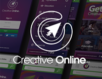 Creative Online's Mobile/ Brand Identity