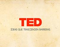 TED - Ideas (Gráfica)