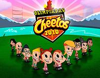CHEETOS - Cheetos Olympics