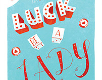 Luck Be A Lady