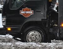Harley-Davidson - Le camion