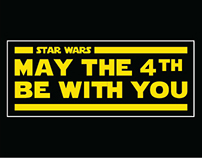 Star Wars Special (May the 4th Be With You)