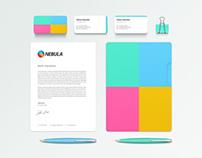 Nebula - Brand Identity