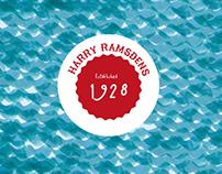 Harry Ramsden re-brand