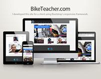 BikeTeacher Site Redesign
